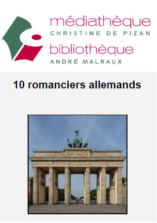 202012 MDQ ADU thematique 10 Romanciers allemands couv