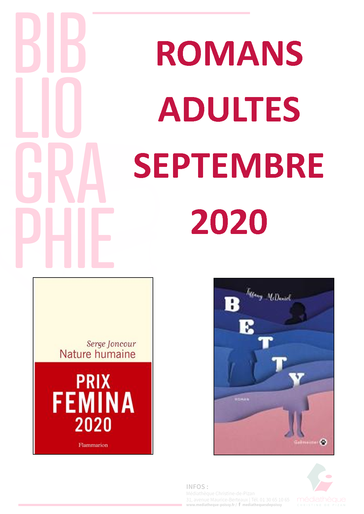 couverture biblio site   ROMANS ADU SEPT 2020
