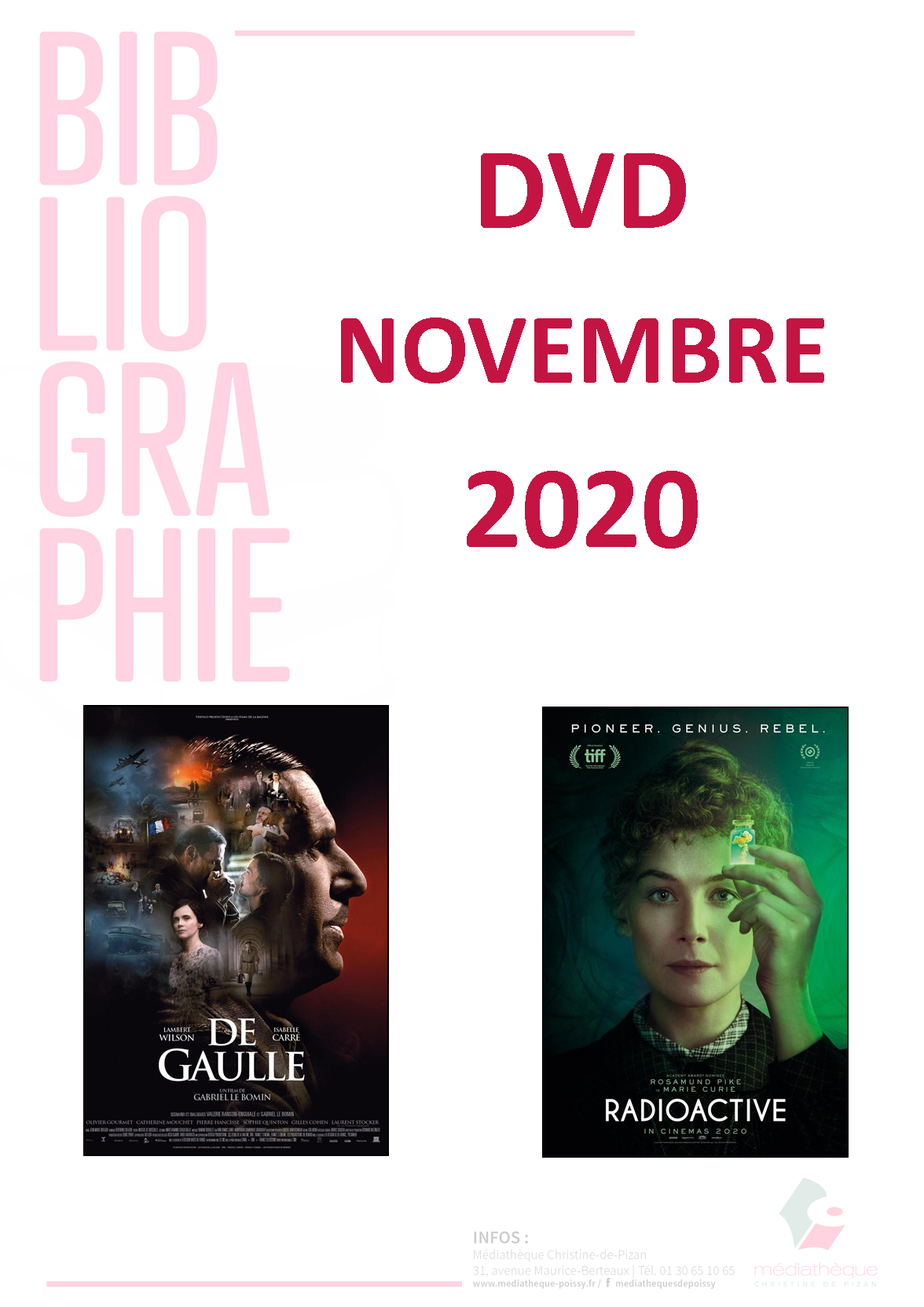 couverture biblio site   DVD NOV 2020